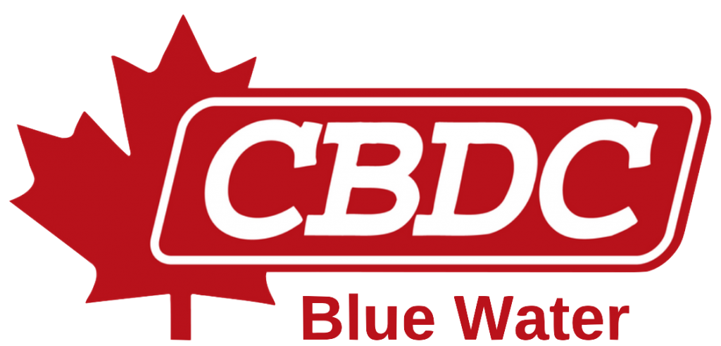 CBDC Blue Water Logo