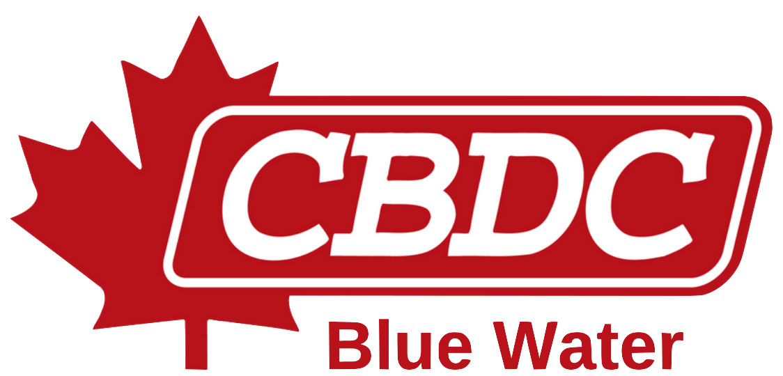 CBDC Blue Water Logo